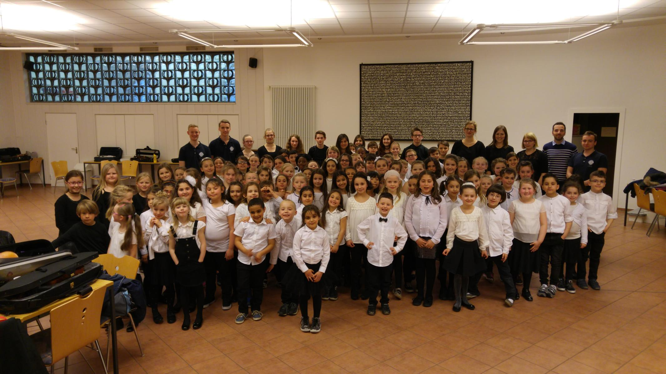 Leo-Club ermöglicht Musicalaufführungen für Wuppertaler Grundschule