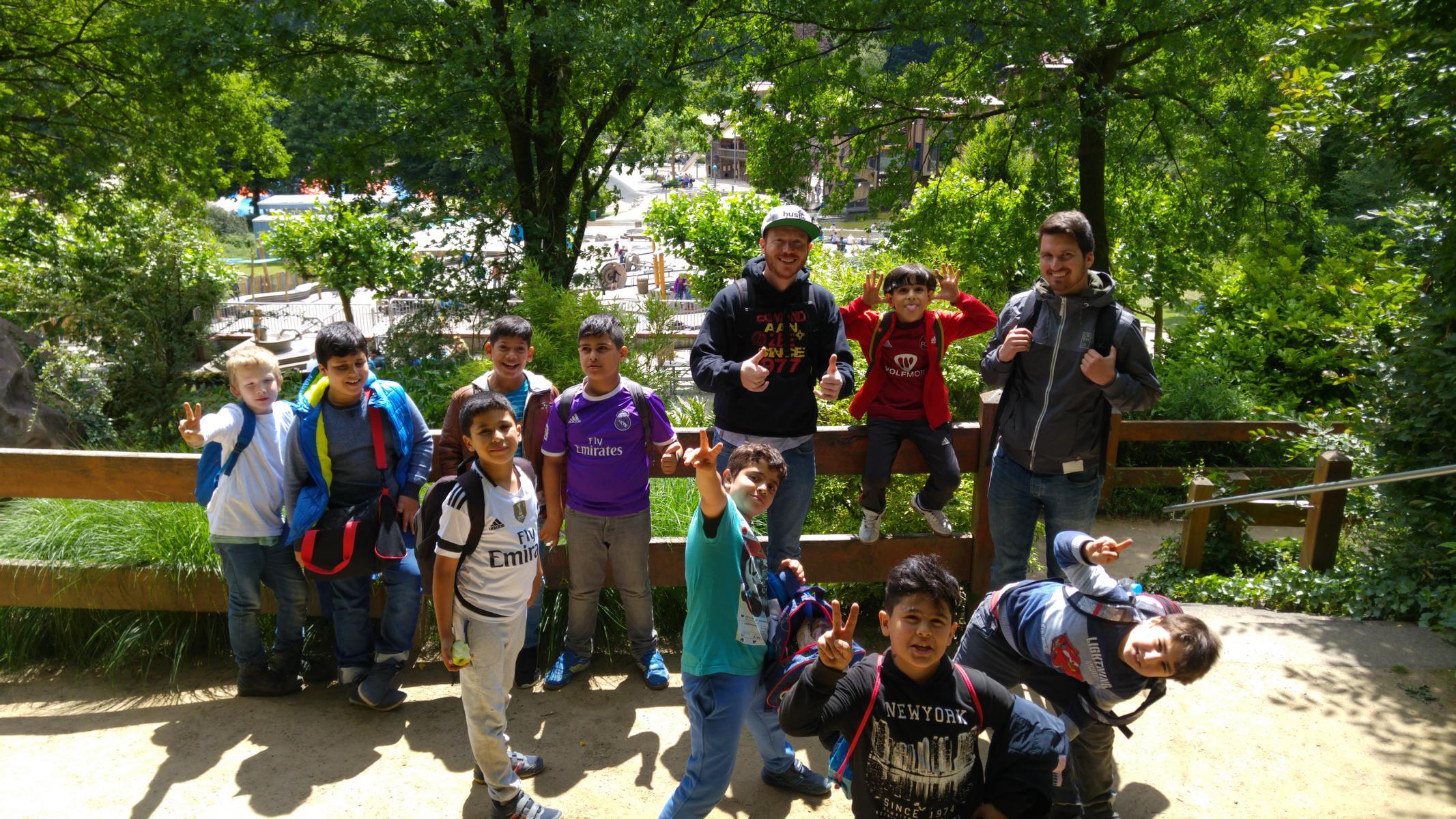 Leo-Club Wuppertal fährt mit 50 Kindern zum Ketteler Hof