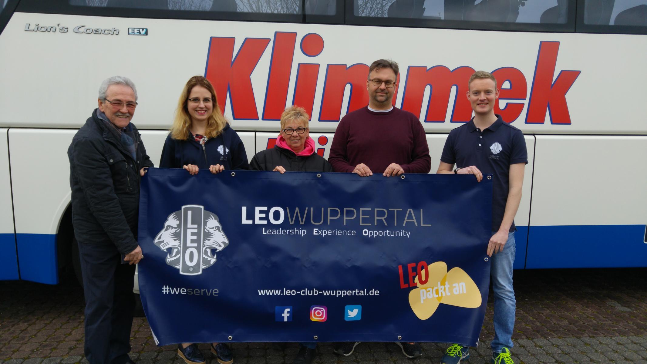 Leos ermöglichen Urlaub für sozial benachteiligte Kinder