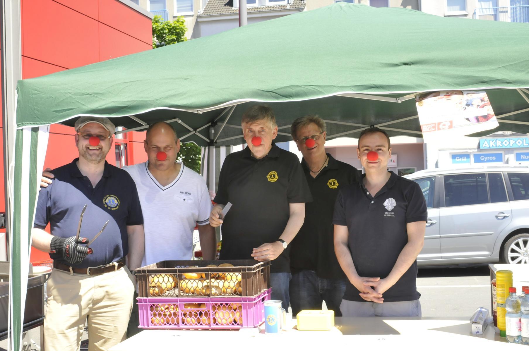"""Samstag: Leo-Lions-Service-Day zu Gunsten von """"Balu und Du"""""""