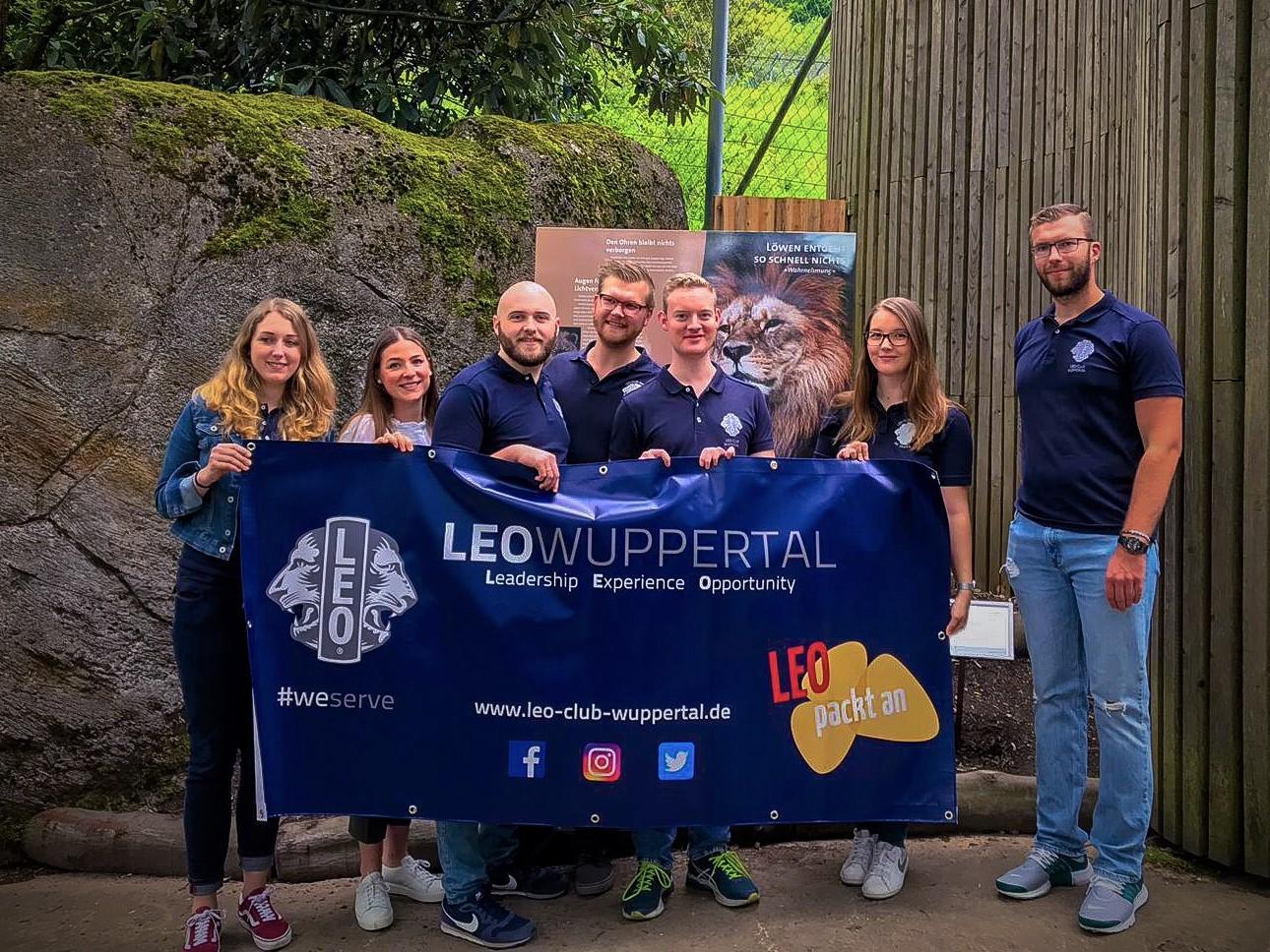 Leos übernehmen Patenschaft für afrikanische Löwen
